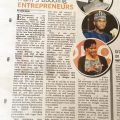 First Paper Feature!!! - The AMALARI Brand